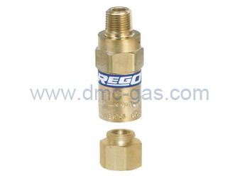RegO Relief Valve for Gas & Cryogenic Systems