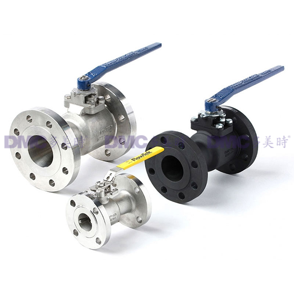 Flow-Tek Series RF15/RF30 Flanged Ball Valve