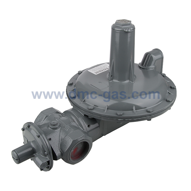 American Meter (AMCO) LPG Industrial Regulator Series 1800/2000_1