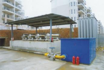 LNG Vaporizing System