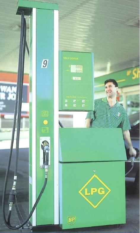 D.J. Batchen CONCEPT 2000 LP Gas Dispensers