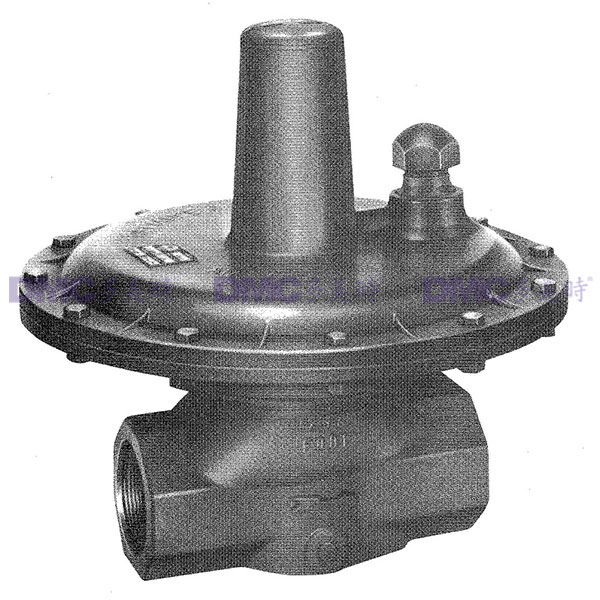 American Meter (AMCO) LPG Regulator 3000 Series
