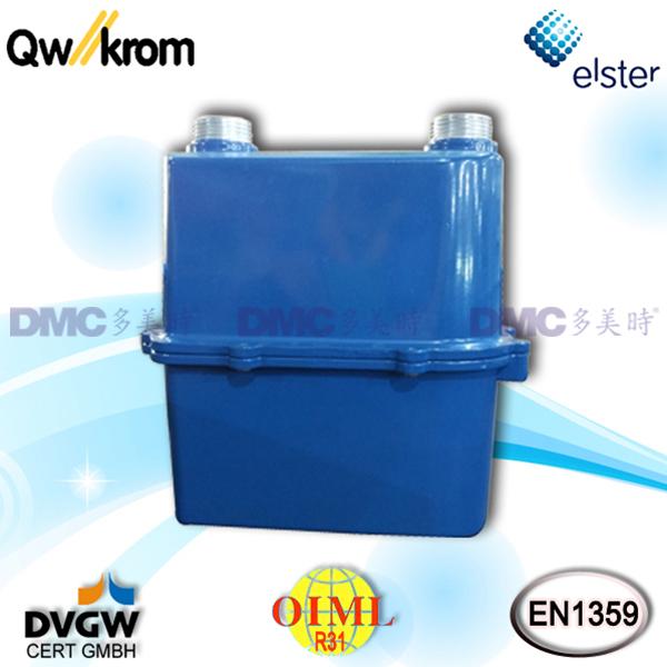 Qianwei Krom QK4000 Residential Diaphragm Gas Meter_2