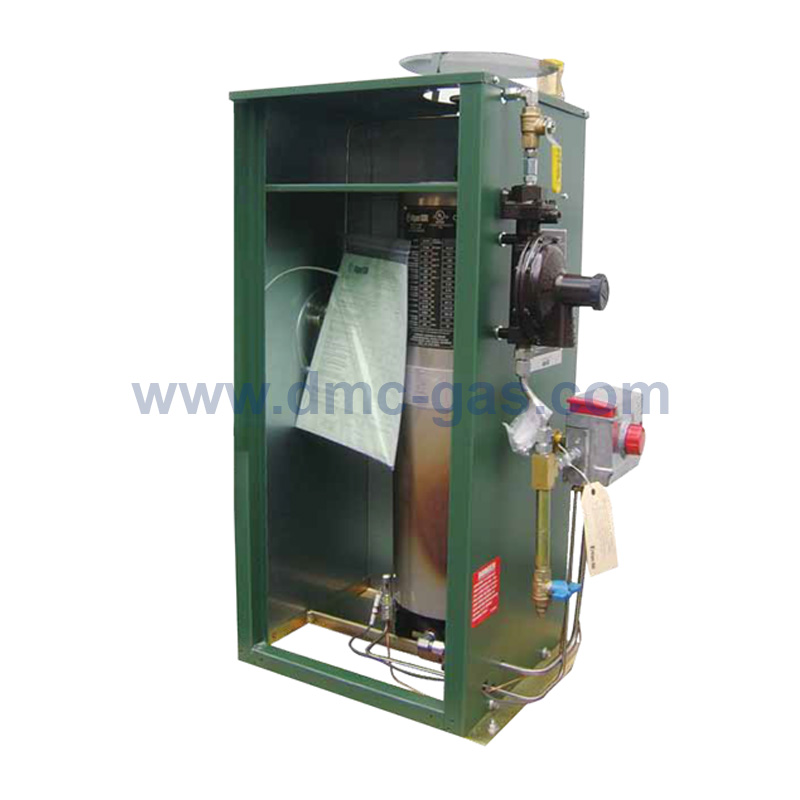 Algas SDI LPG Direct Fired Vaporizer 40/40H - 120/60H