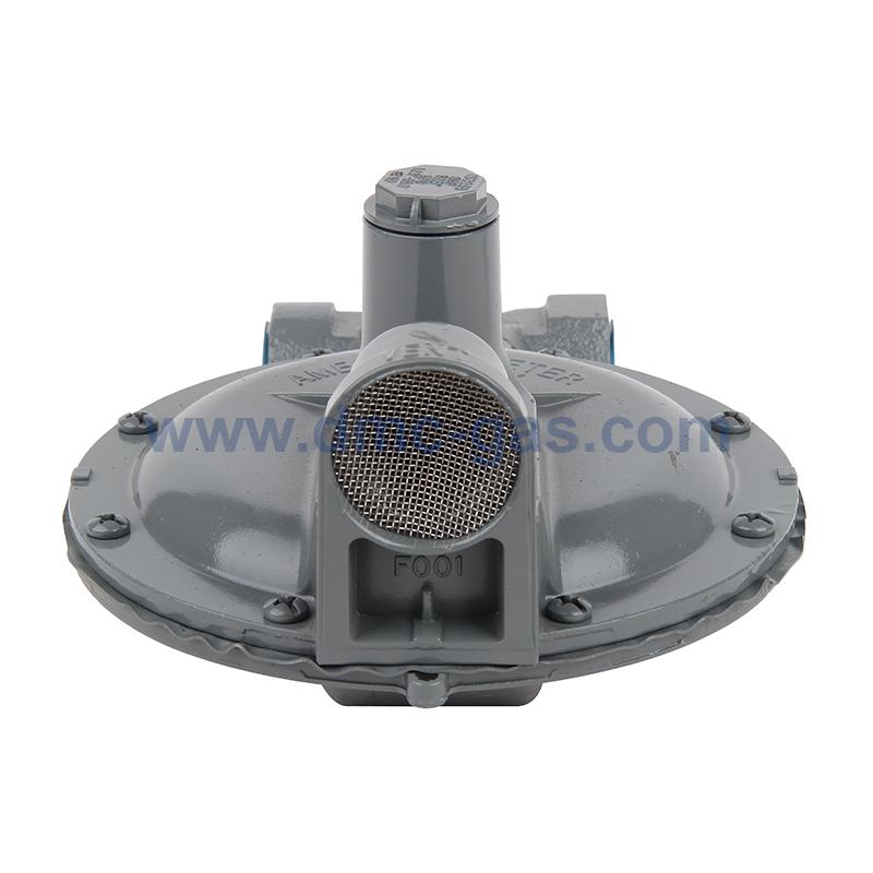 American Meter LPG 1800B2+1800B2-HC Regulator