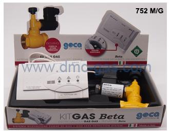 Geca Gas Safety Detector – 752 M/G