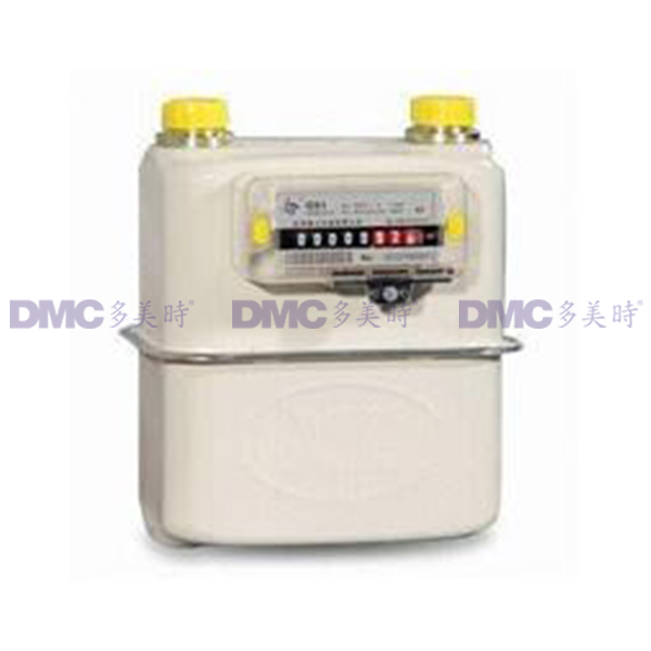 Qianwei-Krom Residential Diaphragm IC Card Gas Meter