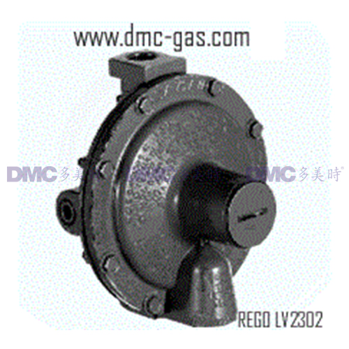 RegO LPG Low Pressure Second Stage Regulator LV2302 Series