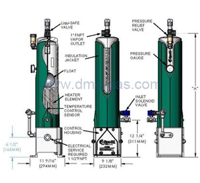 Algas SDI Torrexx - Dry Electric Vaporizer - TX Series_3