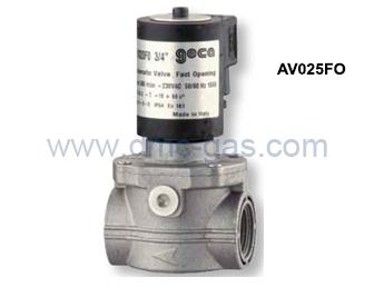 Geca Automatic Gas Valve - AV025FO