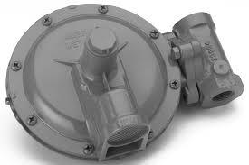 American Meter (AMCO) LPG 1800C+1800C-HC Regulator